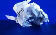 La résiliation et la modification du contrat