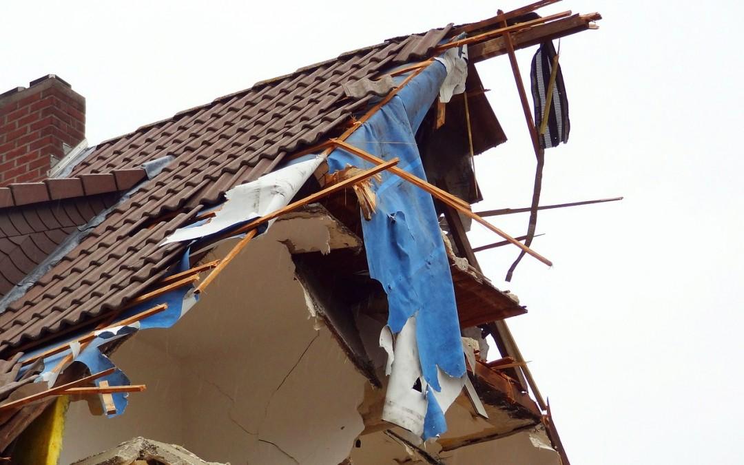 La garantie Tempête et les batiments non entierement clos et couverts